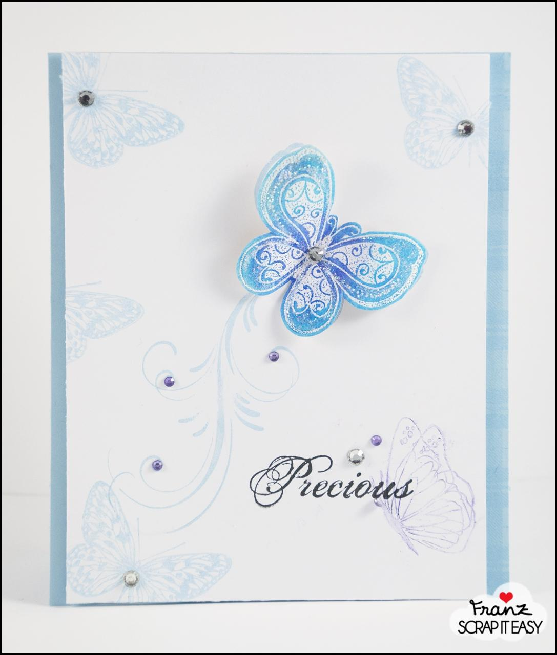 Embossing Butterfly