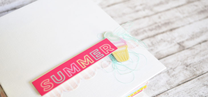 Kit big di settembre: mini album Summer